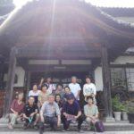 近江八幡市のバウンドテニスクラブのランチ会に参加してきました。[Hako te ako 近江八幡市]
