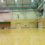 2017/10/25(水) スポンジボールテニス@滋賀県近江八幡市