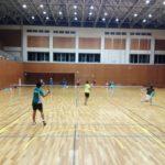 2017/09/12(火)ソフトテニス練習会@滋賀県近江八幡市