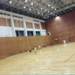 2017/10/10(火) ソフトテニス練習会@滋賀県近江八幡市