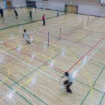 2017/12/09(土)夜間 ソフトテニス・初心者練習会@滋賀県東近江市