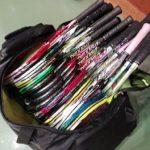 2017/10/17(火) ソフトテニス練習会@滋賀県近江八幡市