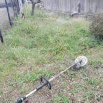 2017/11/09(木) テニスコート整備・草刈り