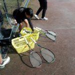 2017/11/11(土)午前 ソフトテニス練習会・未経験者向け@滋賀県近江八幡市