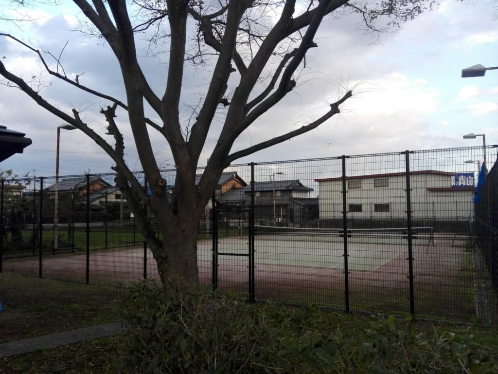 2017/11/15(水) 午後 ソフトテニス練習会@滋賀県近江八幡市