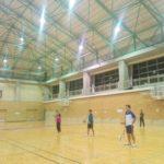 2017/11/06(月)ソフトテニス練習会@滋賀県近江八幡市