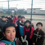 2017/12/26(火) ソフトテニス・平日練習会@滋賀県近江八幡市