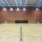 2018/01/09(火) ソフトテニス練習会@滋賀県近江八幡市