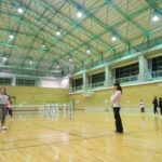 2018/01/10(水) スポンジボールテニス練習会(ショートテニス 、フレッシュテニス)