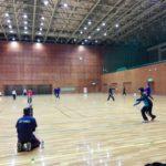 2018/01/16(火) ソフトテニス練習会@滋賀県近江八幡市
