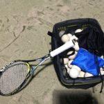 2018/01/12(金) 夜間 ソフトテニス・個別練習会