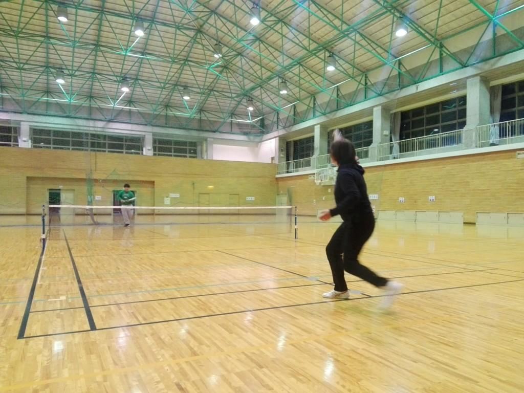 2018/02/14(水) スポンジボールテニス練習会(ショートテニス 、フレッシュテニス)