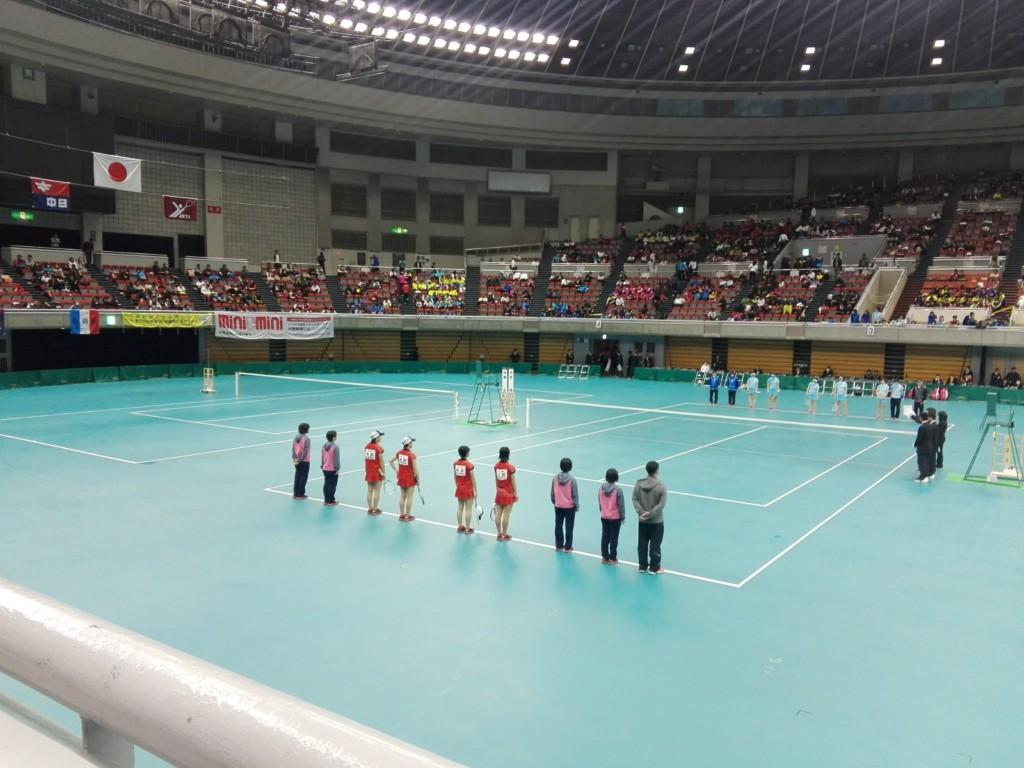 全日本高校選抜ソフトテニス大会2018
