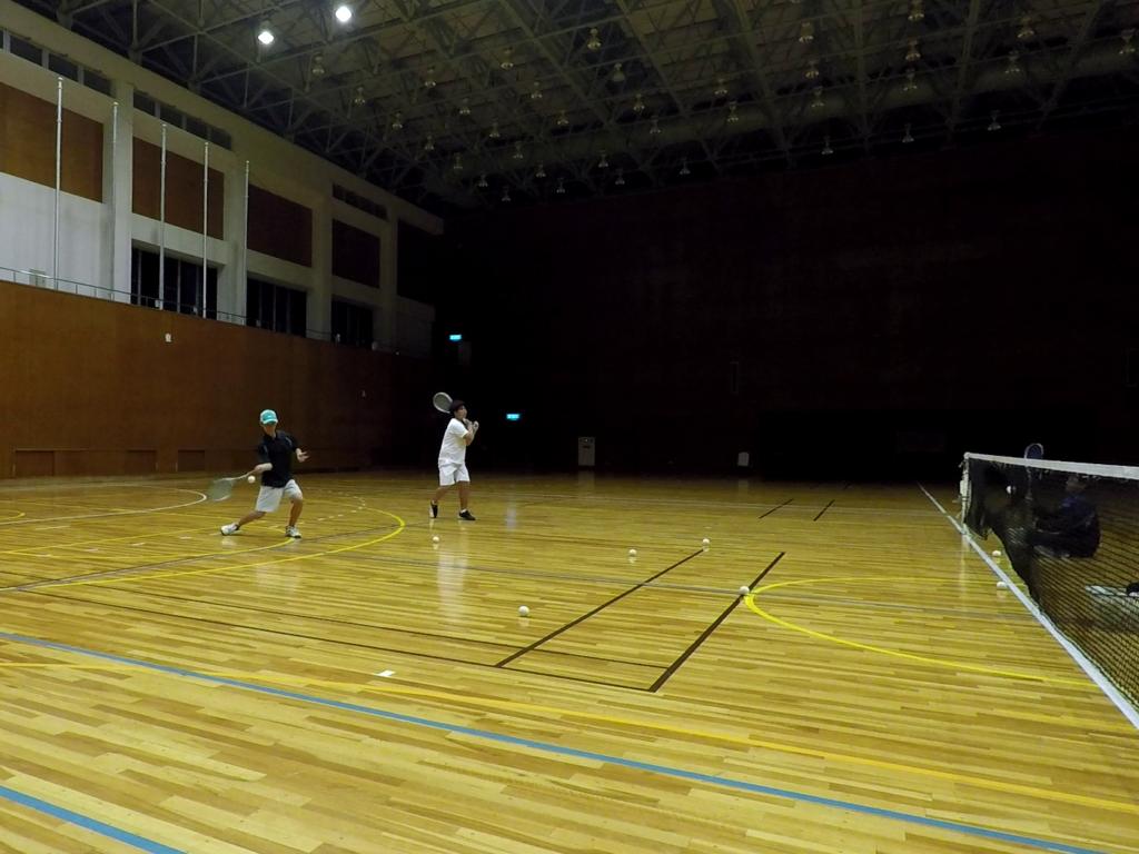 2018/03/26(月) プラスワン・ソフトテニス練習会