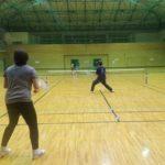 2018/04/11(水) スポンジボールテニス練習会(ショートテニス 、フレッシュテニス)