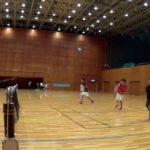 2018/05/07(月) プラスワン・ソフトテニス練習会