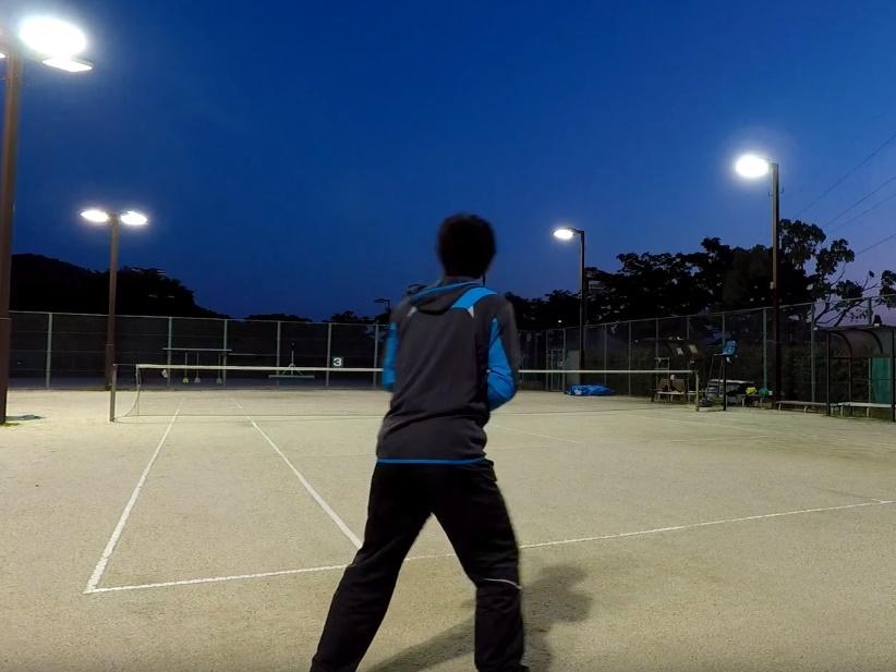 2018/05/10(木) 個別練習会・プラスワンソフトテニス