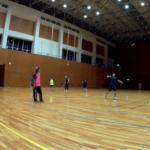 2018/04/28(土)夜間 プラスワン・ソフトテニス練習会/初心者~