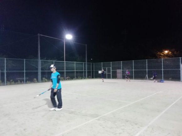 2018/06/02(土)夜間 初心者~練習会 プラスワンソフトテニス