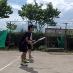 2018/06/30(土)午後 個別練習会・プラスワンソフトテニス