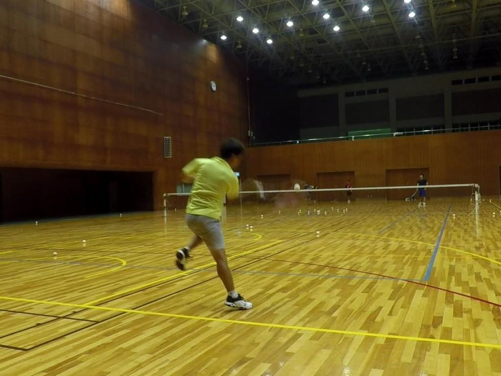 2018/06/26(火) プラスワン・ソフトテニス練習会