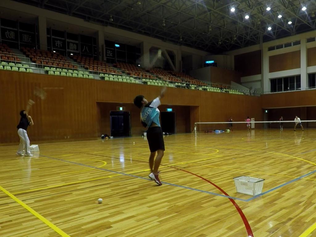 2018/06/27(月) プラスワン・ソフトテニス練習会