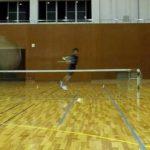 2018/09/12(水) 出張個別練習会@滋賀県近江八幡市 プラスワン・ソフトテニス