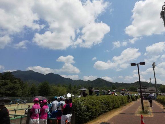 高校ソフトテニス近畿夏季大会2018@京都府福知山