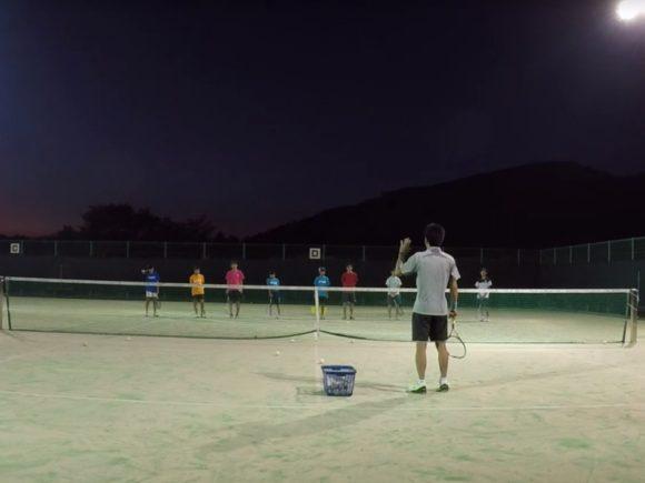 2018/07/18(水) 未経験者~初心者練習会 プラスワン・ソフトテニス