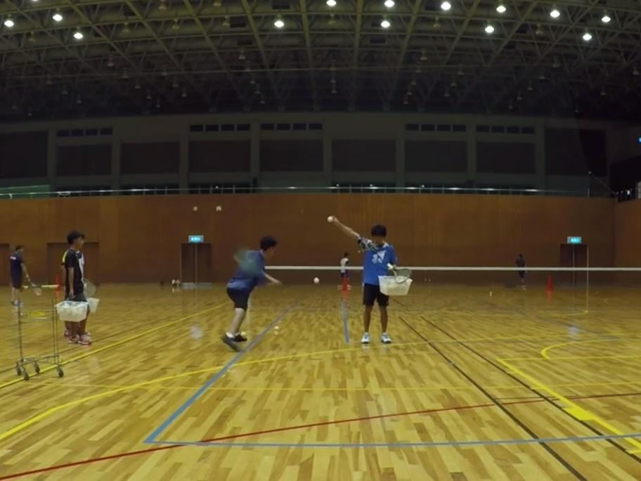 2018/07/17(火) プラスワン・ソフトテニス練習会
