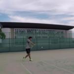 2018/07/09(月)夕方 個別練習会・プラスワンソフトテニス