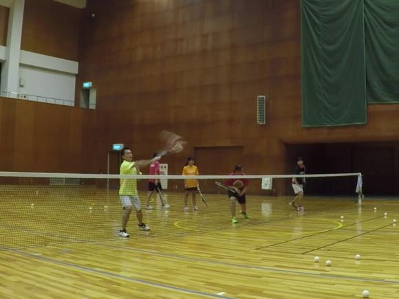 2018/07/10(火) プラスワン・ソフトテニス練習会