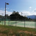 2018/07/23(月) 滋賀県ソフトテニス中学夏季大会・ブロック予選会場巡り[三日目]