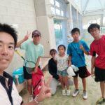 2018/07/23(月) 急遽・練習会 プラスワンソフトテニス