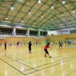 2018/08/08(水)夜間 スポンジボールテニス練習会