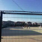 2018/08/26(日) 中学の新人戦観戦に行ってきました。 プラスワン・ソフトテニス