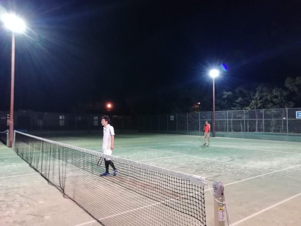 2018/08/26(日) 急遽・練習会 プラスワン・ソフトテニス