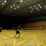 2018/08/07(火) 練習会 プラスワン・ソフトテニス