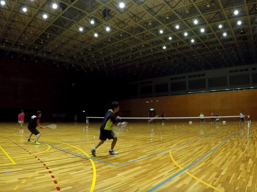 20180807(火) 練習会 プラスワン・ソフトテニス