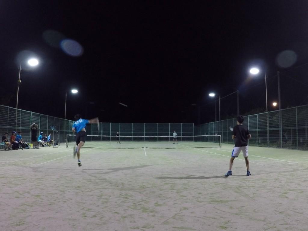2018/09/23(月) 急遽・練習会 プラスワン・ソフトテニス