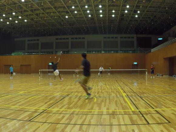2018/09/18(火) 練習会 プラスワン・ソフトテニス