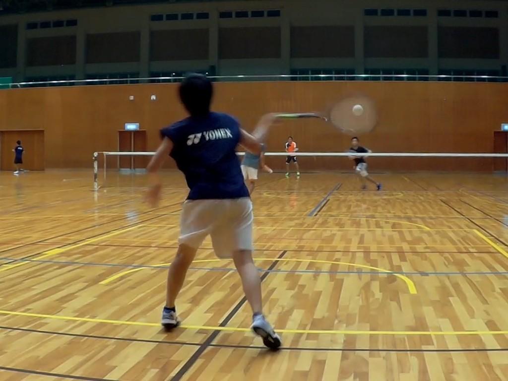 2018/09/05(水) ゲームデー プラスワン・ソフトテニス