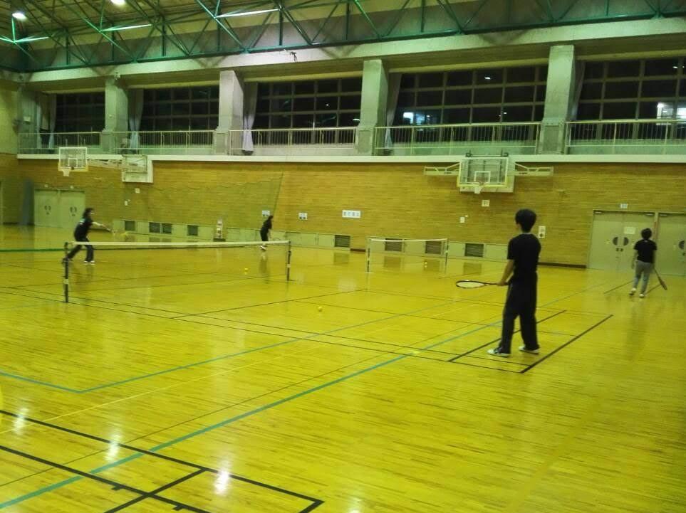 スポンジテニス ショートテニス フレッシュテニス 滋賀県 近江八幡市