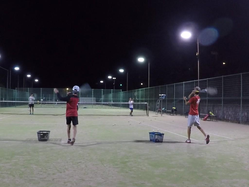 2018/10/05(金)  練習会 プラスワン・ソフトテニス
