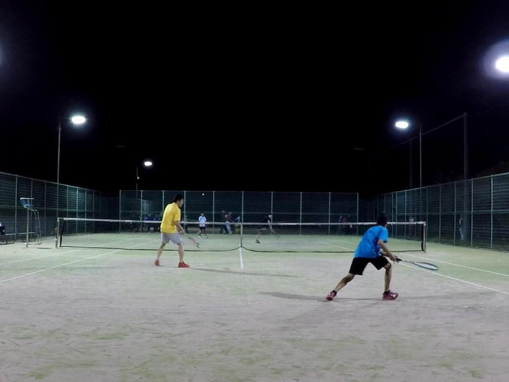 2018/10/13(土)夜間 初級者練習会 プラスワン・ソフトテニス