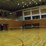2018/10/09(火) 練習会 プラスワン・ソフトテニス