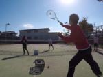 2018/11/10(土)午前 ソフトテニス未経験者・初心者練習会 プラスワン 滋賀県