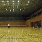 2018/11/14(水) ソフトテニス ゲームデー プラスワン