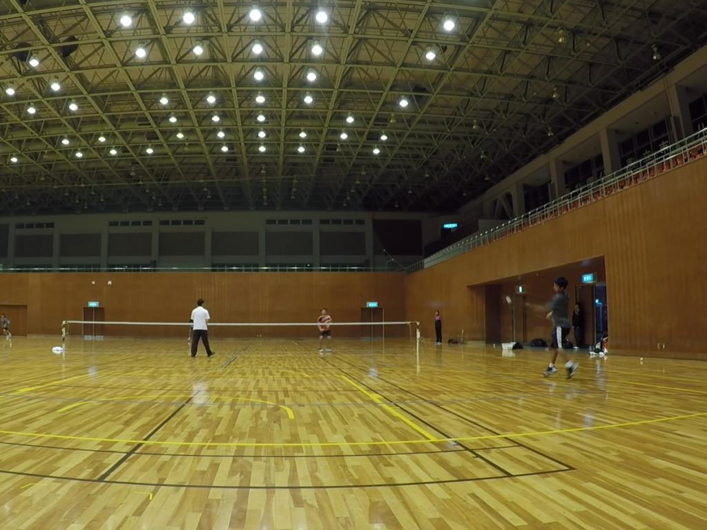 2018/10/31(水) ソフトテニス ゲームデー プラスワン 滋賀県 練習会