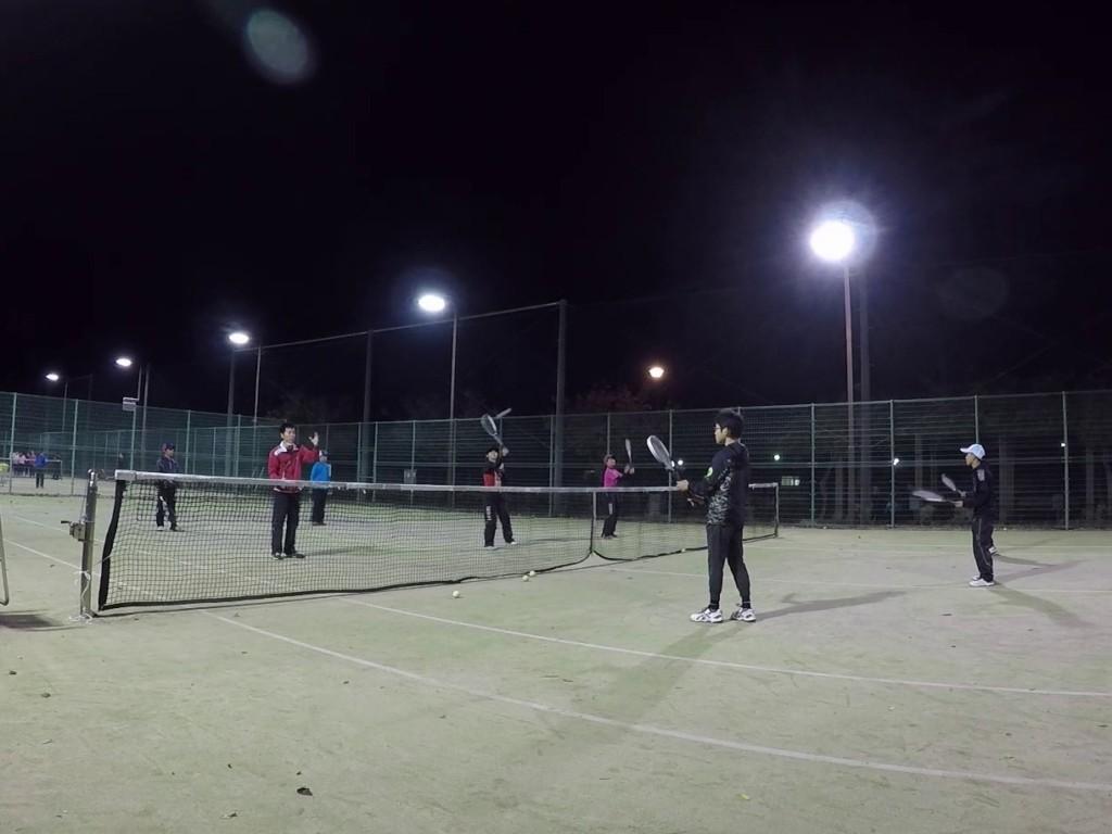 2018/11/11(土) ソフトテニス初級者練習会 プラスワン 滋賀県
